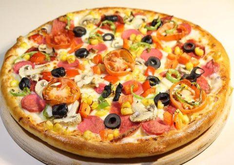 Kayseri Pide Park Karışık Pizza
