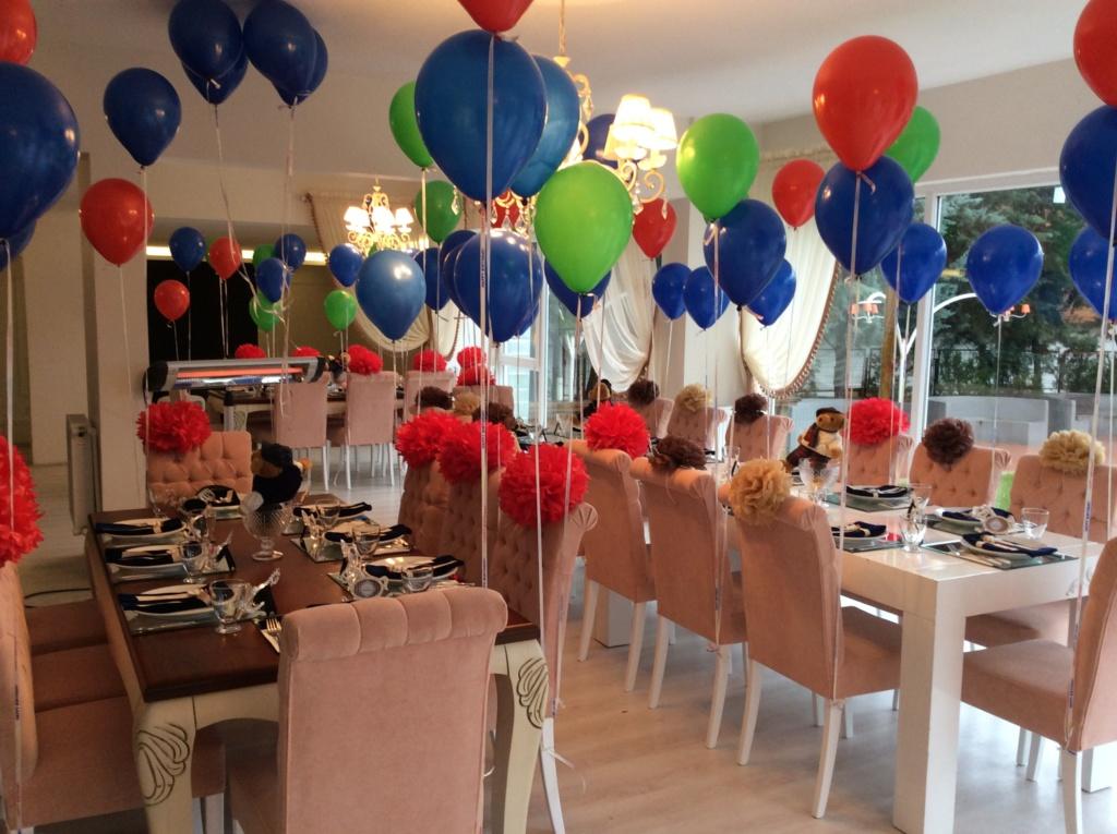 Kayseri Pide Park Organizasyonlar Doğum Günü Toplantı