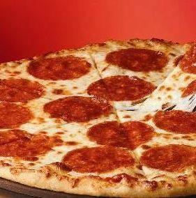 Kayseri Pide Park Sucuklu Pizza
